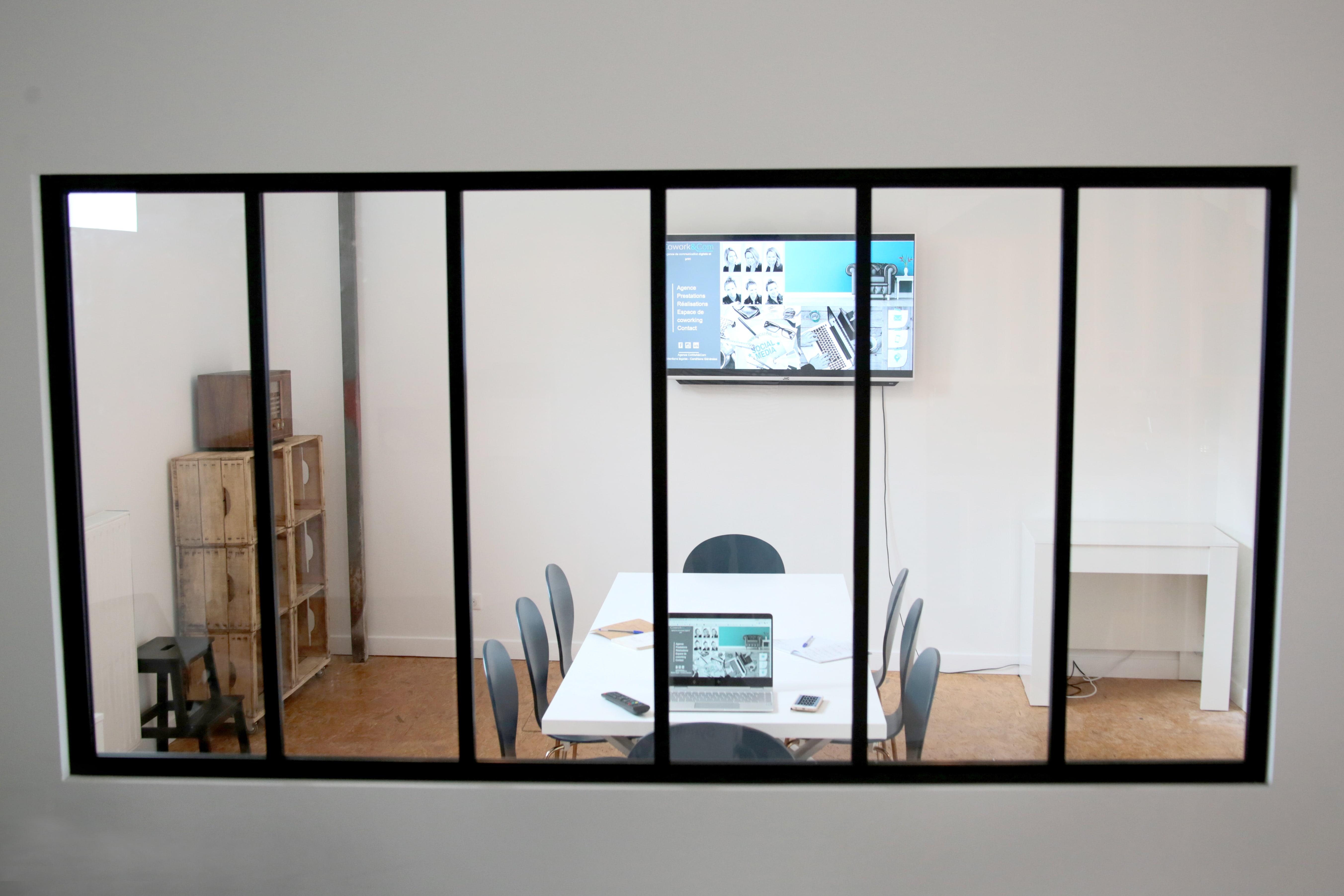 Location salle de réunion - Clermont-Ferrand