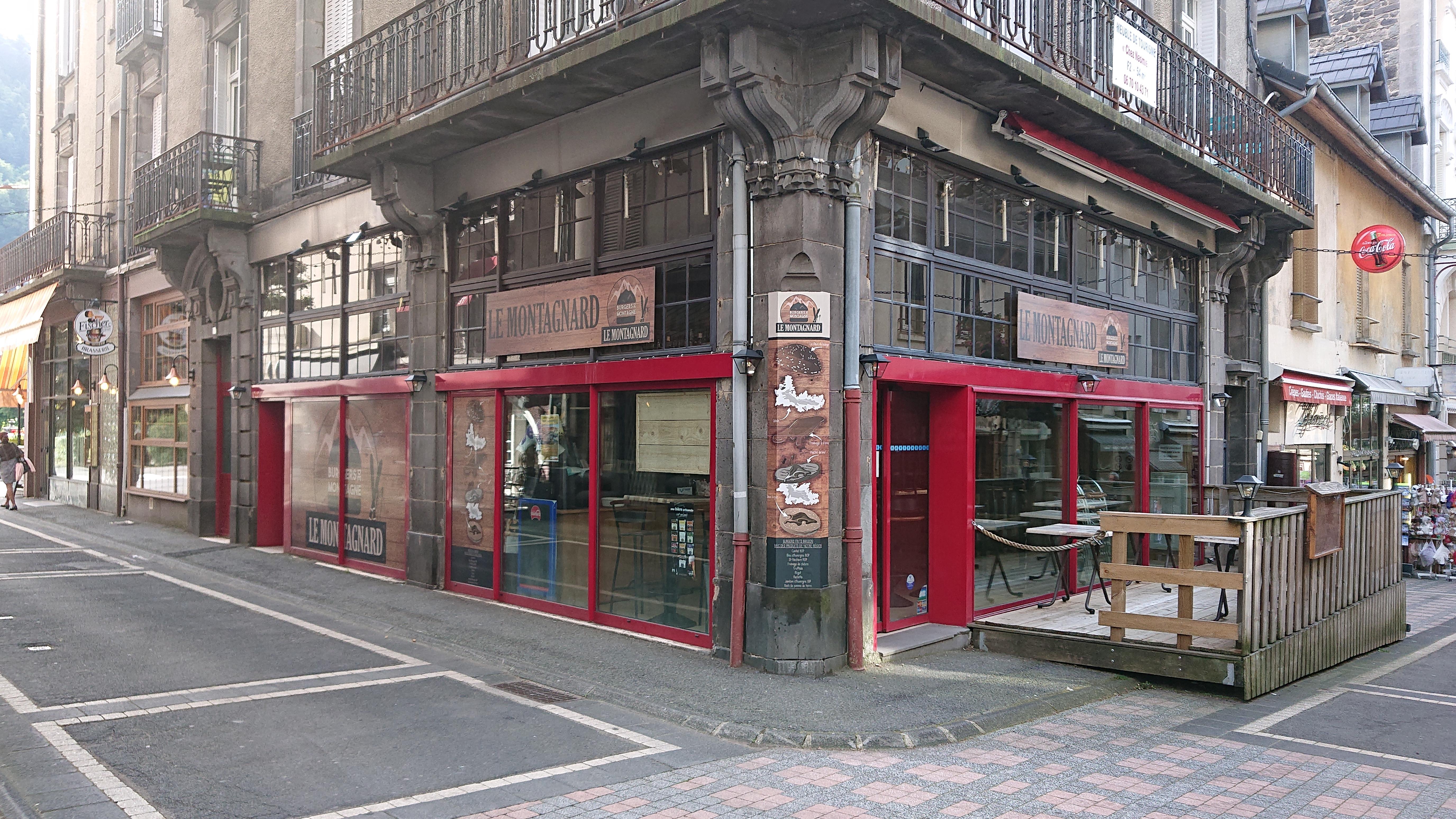 Création identité visuelle - Clermont Ferrand - Puy de Dôme