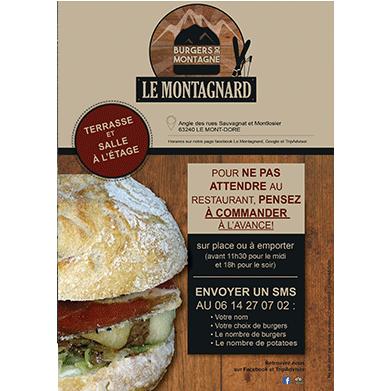 Création de flyers - Clermont Ferrand - Puy de Dôme