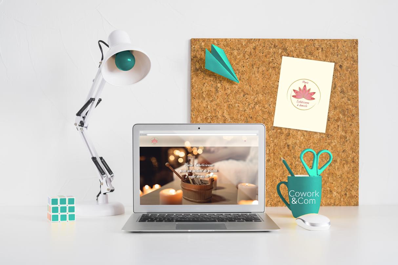 Création site internet esthéticienne